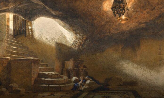 49 cisternas cuentan la historia de la destrucción del templo y mucho más