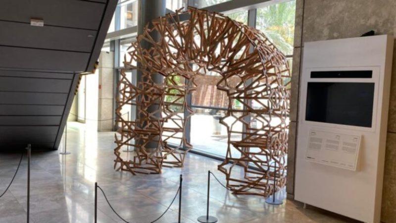 Israel abre un nuevo y deslumbrante Museo de Arte y Nanociencia