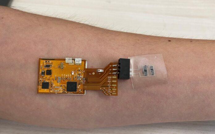 Considerado como un salvavidas para millones, el nanoparche israelí huele la piel para detectar la tuberculosis