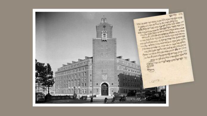 El tesoro de una biblioteca judía apareció en una subasta. ¿Cómo llegó allí?