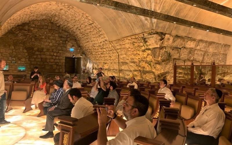 La próxima generación de líderes judíos ortodoxos promete apoyo y acción en nombre de Israel