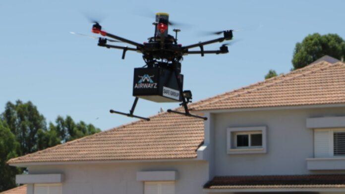 Reimaginando los cielos urbanos, la red de drones israelíes atrae el interés de Brasil e India