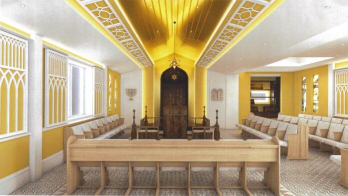 Una mikve de oro, un museo judaico y un salón de baile: Taiwán tendrá su centro comunitario judío