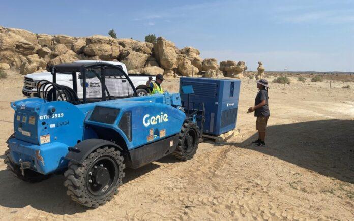 Watergen de Israel ayuda a los nativos americanos de Arizona a producir agua a partir del aire
