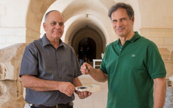 Astronauta israelí llevará al espacio una moneda de la revuelta de Bar Kojba de 1.900 años