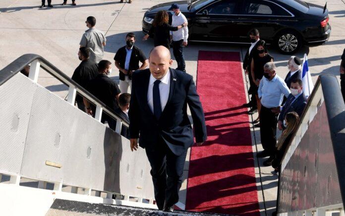 Bennett se dirige a EE. UU. Para trazar la estrategia de Irán con Biden