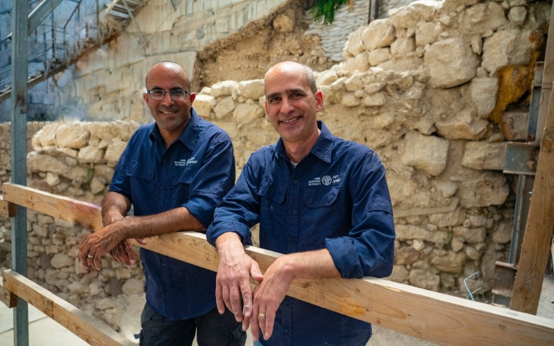 Arqueólogos descubren la primera evidencia de terremoto en Jerusalén del Libro de Amós de la Biblia
