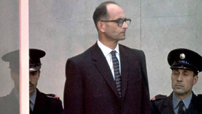 Eichmann fue entregado por un geólogo antinazi, revela un artículo alemán