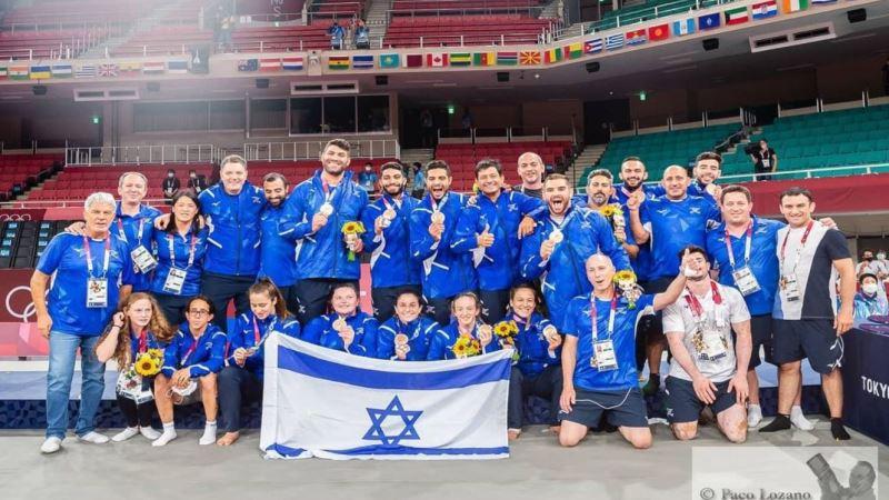 Atleta israelí hace historia con el primer oro olímpico del país en gimnasia