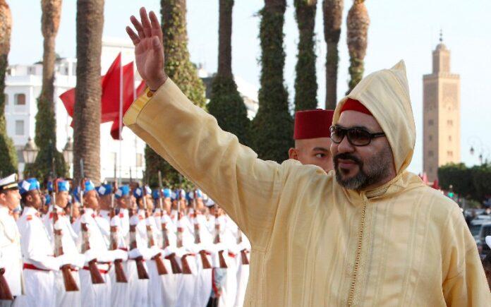 El rey marroquí dice que espera que los lazos con Israel fomenten la paz regional