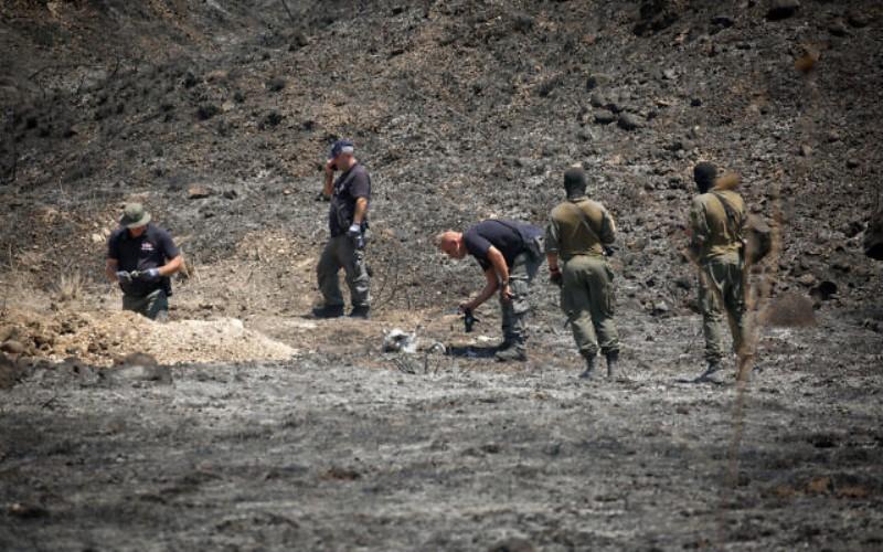 3 cohetes disparados desde el Líbano contra Israel; Las FDI responden con 3 rondas de bombardeos