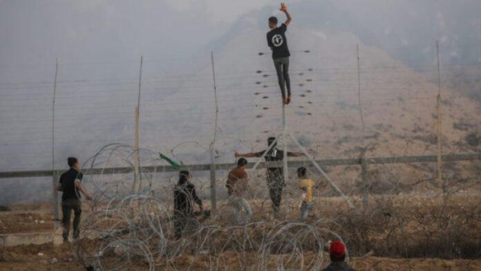 Israel expande la barrera de Gaza para garantizar la seguridad de los soldados ubicados a lo largo de la frontera