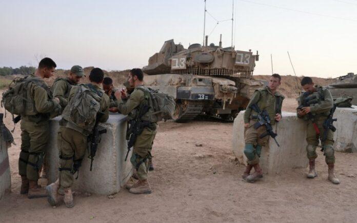 Israel refuerza las tropas en la frontera de Gaza antes de nuevas protestas