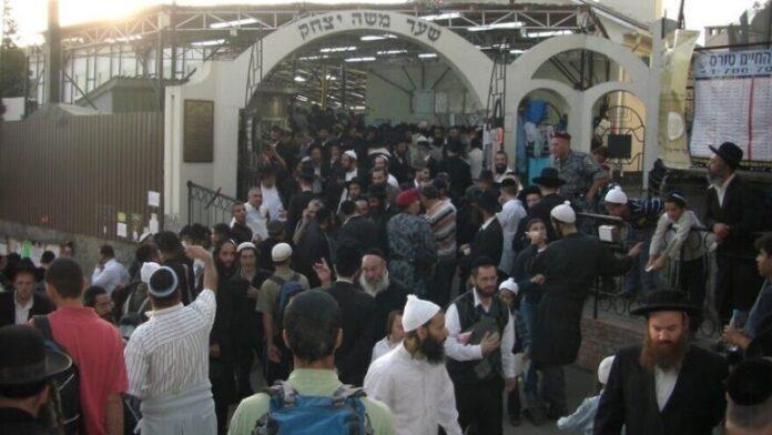 Ucrania permitirá que los fieles judíos entren en Uman para Rosh Hashaná