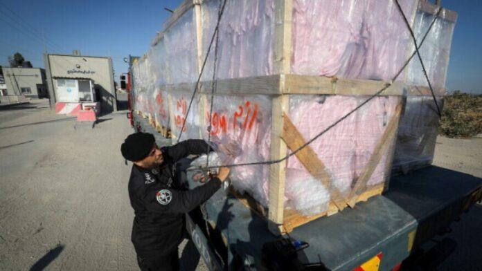 Israel acepta relajar ciertas restricciones en la Franja de Gaza