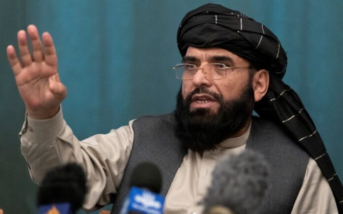 Los talibanes dicen que están dispuestos a establecer relaciones con todas las naciones excepto con Israel