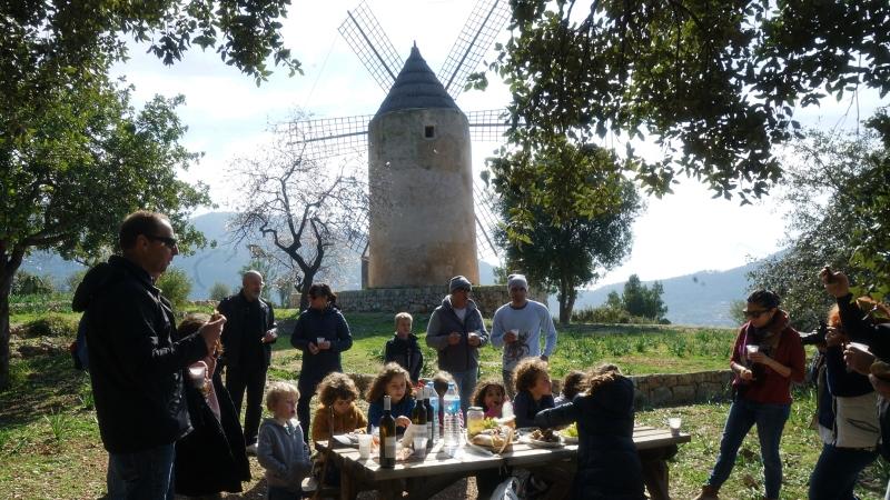 Para los judíos de Mallorca, su primera sucá 'pública' es un triunfo sobre la Inquisición española