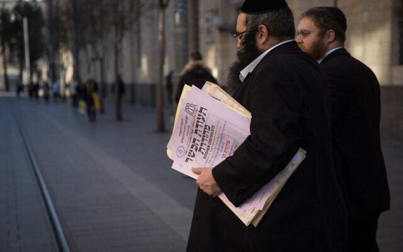La mayoría de los judíos israelíes apoyan las reformas religiosas propuestas por el gobierno, según una encuesta
