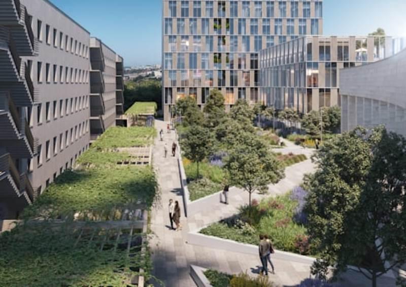 Jerusalén del lujo: el mercado de oficinas de la capital hace un guiño a las empresas de alta tecnología