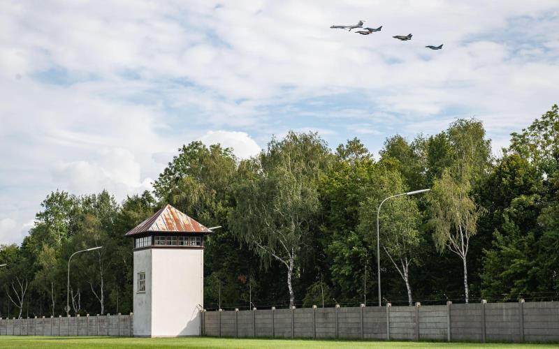 La Fuerza Aérea iniciará un simulacro multinacional de Bandera Azul en Israel la próxima semana