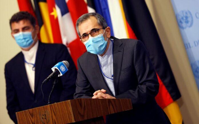 Irán advierte a Israel contra la 'aventura militar' en una carta a la ONU